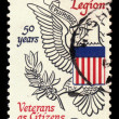 American Legion, 50th Anniv — Stock Photo