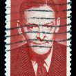 Thomas Stearns Eliot, poet and editor — Stock Photo