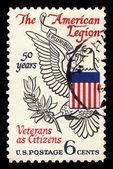 American Legion, 50th Anniv — Stock Photo