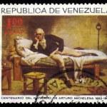 Постер, плакат: Arturo Michelena Miranda in the Carrack