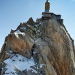 Aiguille Du Midi — Stock Photo #35062723