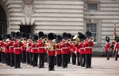 Changing of the royal guard, london — Foto Stock