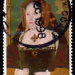 Stock Photo: Catherine of Aragon, wife of king Henry VIII