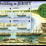 Old british sailing ships — Stock Photo #40943173