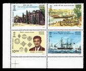 Postal history of India — Stock Photo