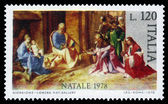 Adoration of the Magi by Giorgione — Stock Photo