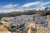 Fabulous scenery in New Zealand — Stock Photo
