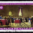 150 years of the Declaration of Independence, July 5 1811-1961, Venezuela — Stock Photo #42626843