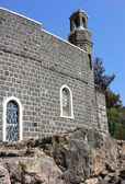 Chapel of the Primacy of Peter, Upper Galilee, Israel — Stock Photo