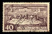 Founding of Tel Aviv — Stock Photo