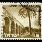 Постер, плакат: Aqueduct near Akko Israel