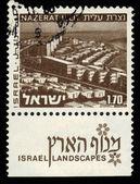 Nazareth illit, galiläa, israel — Stockfoto