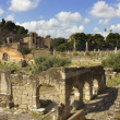 Ruins of famous ancient Roman Forum, Rome, Italy — Stock Photo