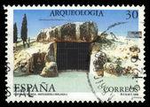 Bronze age cave in Antequerra. (Malaga) — Stock Photo