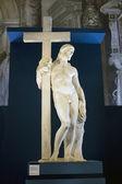 Cristo della Minerva by Michelangelo Buonarroti — Stock Photo