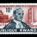 Pope Paul VI — Stock Photo #51384973