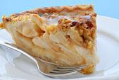 Caramel Apple Pie — Stock Photo