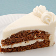 Royalty-Free Stock Photo: Carrot Cake