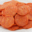 Stock Photo: Pepperoni