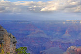 Grand Canyon Vista — Foto de Stock
