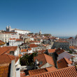 Stock Photo: Lisbon panoramic