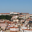 Beautiful view of Lisbon — Stock Photo