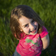 Cute little girl portrait — Stock Photo #31113335