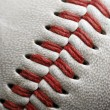 Baseball texture — Stock Photo