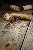 Wine background — Stock Photo