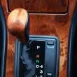 Luxury Gear Shift - Stock Photo