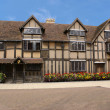 Shakespeares House - Stock Photo