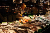 Vendedor de pescado 3 — Foto de Stock