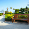 Bench in the park — Stock Photo #13189711