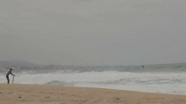 Surfař — Stock video