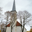 Lutheran church, Johvi, Estonia. — Stock Photo