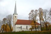 Lutheran church, Johvi, Estonia. — Stock Photo