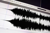 Waveform. — Stock Photo