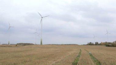 Green energy — Stock Video