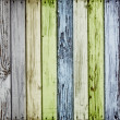 Royalty-Free Stock Photo: Colorful wooden background