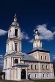 церковь казанской божией матери в углич, россия — Стоковое фото