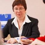 Female business executive — Stock Photo #32954921