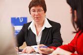 Female business executive — Stock Photo