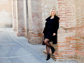 Pretty woman — Fotografia Stock