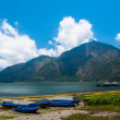 Lake Batur, Bali, Indonesia — Stock Photo #15735671