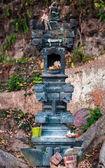 Goa lawah, bali, indonésie — Stock fotografie