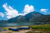 Lake Batur, Bali, Indonesia — Stock Photo