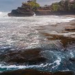Pura Batu Bolong, Tanah Lot complex - Stock Photo