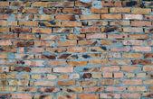 Aged brick wall background — Stock Photo