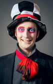 Crazy Hatter — Stock Photo