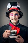 Crazy Hatter — Stock Photo